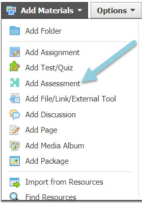 Assessment Question Types: Overview – Schoology Support