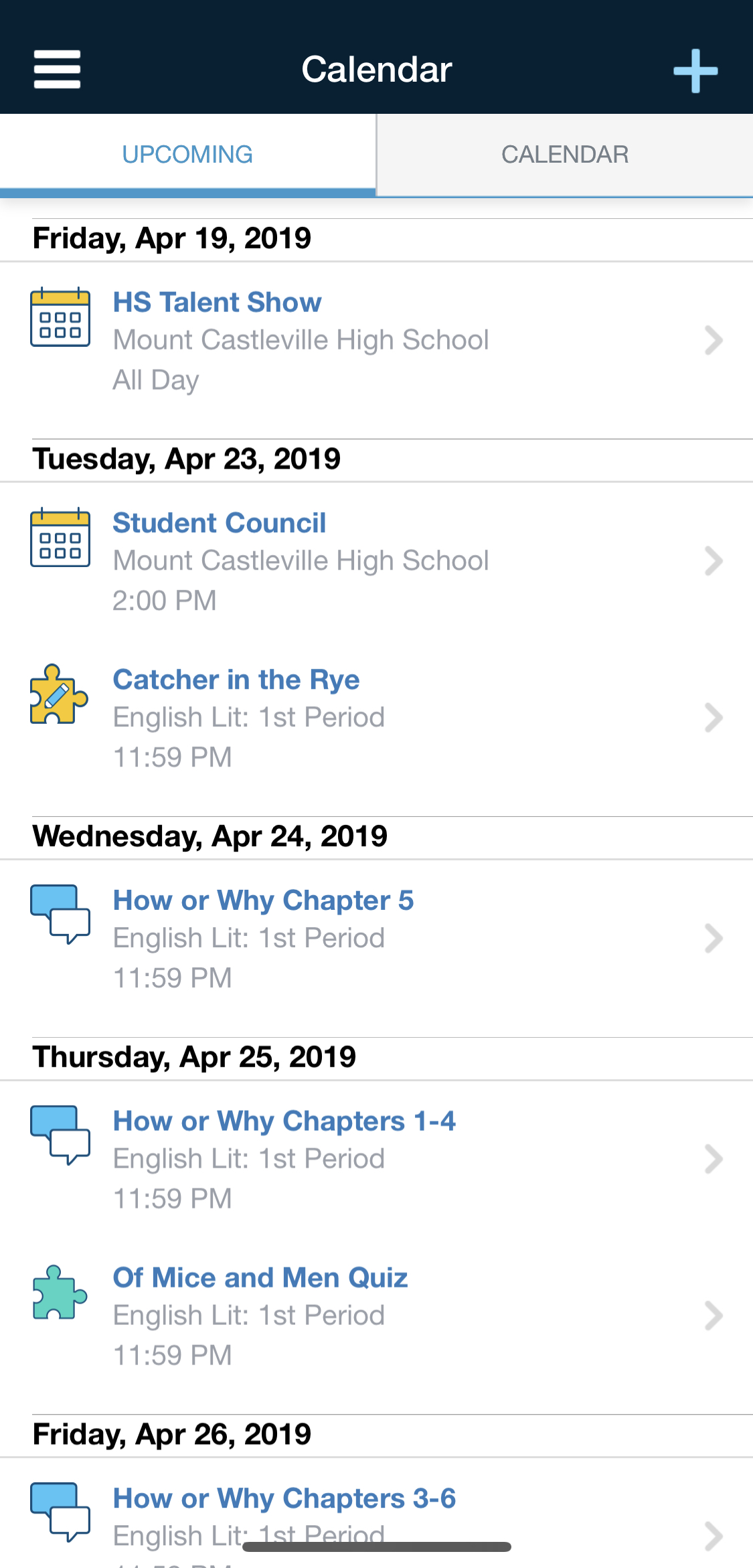 18_iPhoneX_6.7.0_Nav_Menu_Upcoming_Calendar_Student.jpg