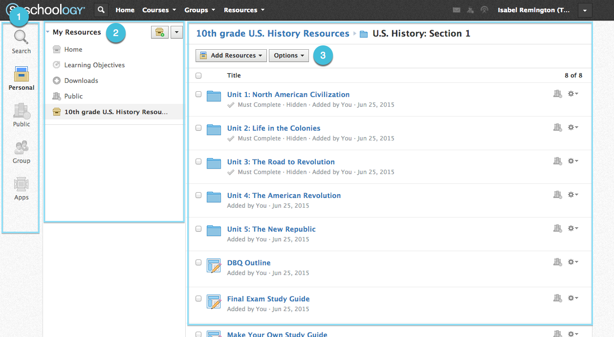 Getting Started on Schoology - For Instructors – Schoology Support